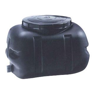 雨水利用タンク タマローリー 容量100L ブラック AT-100B 自治体助成制度対象製品