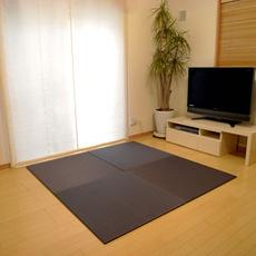 【SEKISUI/セキスイ】 美草 フロア畳(置き畳) 目積 ブルーバイオレット 日本製