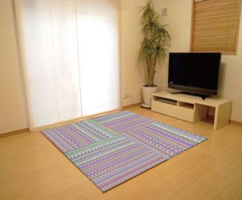 【SEKISUI/セキスイ】 美草 フロア畳(置き畳) シュクレ ミックス 日本製