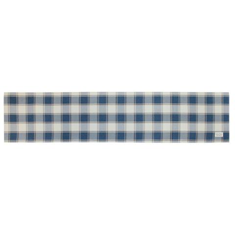 Pally Pally ロングラグ 56×250cm 撥水加工 洗濯機丸洗い・床暖房対応可 ネイビー