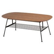 【anthem/アンセム】  アジャスタブル テーブル 高さ4段階調節 可動式  ANT-2734BR