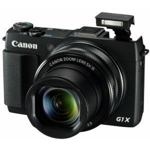 【キヤノン】 コンパクトデジタルカメラ PowerShot G1 X Mark Ⅱ ブラック