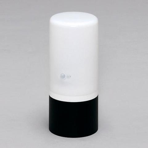アイリスオーヤマ 電池式ガーデンセンサーライト ZSL-SEW ブラック