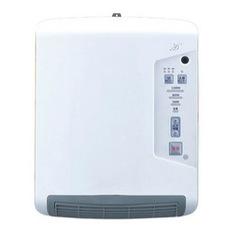 【ゼピール】人感センサー付 脱衣所ヒーター 壁掛けタイプ DWC-A1204-WH ホワイト