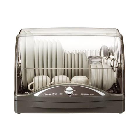 【MITSUBISHI】 食器乾燥機 キッチンドライヤー ウォームグレー TK-TS7S-H