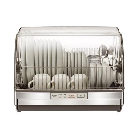 【MITSUBISHI】 食器乾燥機 キッチンドライヤー ステンレスグレー TK-ST11-H