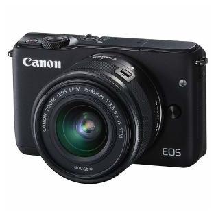 【Canon/キヤノン】ミラーレス一眼カメラ EOS M10 レンズキット ブラック