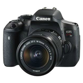 【Canon/キヤノン】デジタル一眼レフカメラ EOS Kiss X8i レンズキット