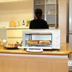【YUASA/ユアサプライムス】 ヒーター4段階切り替え式 オーブントースター PTO-1201S