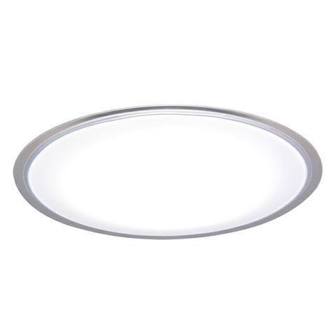 【アイリスオーヤマ】~12畳用 LEDシーリングライト クリアフレーム 調光・調色機能 CL12DL-5.0CF