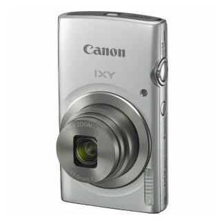 【Canon/キヤノン】コンパクトデジタルカメラ IXY200 シルバー