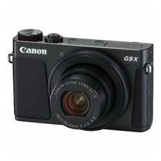 【Canon/キヤノン】コンパクトデジカメ PowerShot G9 X Mark II ブラック