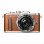 【OLYMPUS/オリンパス】ミラーレス一眼カメラ PEN E-PL8 14-42mm EZレンズキット ブラウン