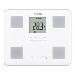 【TANITA】体組成計 ホワイト BC-760-WH