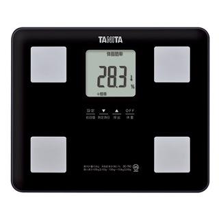 【TANITA】体組成計 ブラック BC-760-BK