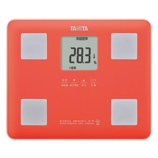 【TANITA】体組成計 コーラルピンク BC-760-PK