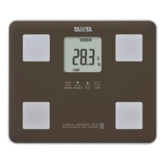 【TANITA】体組成計 ブラウン BC-760-BR
