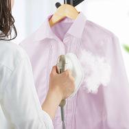 【HITACHI/日立】衣類スチーマー CSI-RX1-W ホワイト