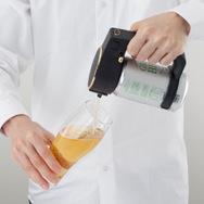 【グリーンハウス】缶ビール取り付け 超音波式 ハンディ・ビアサーバー ホワイト