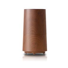 【Prismate/プリズメイト】 アロマ 超音波式 加湿器 Tall wood アロマオイル付き