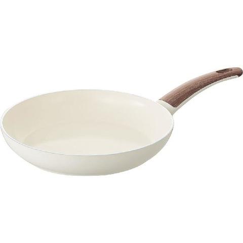【GREEN PAN/グリーンパン】 ウッドビー IH対応 セラミック フライパン 26cm