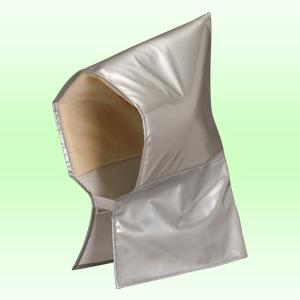 アイリスオーヤマ 防災頭巾(2個セット)