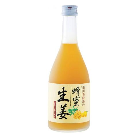 山田養蜂場 蜂蜜生姜ドリンク 500m(3倍希釈タイプ)