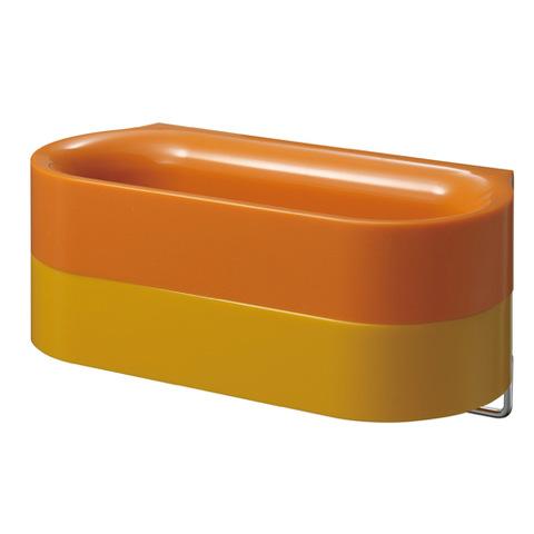 傘立て ホルダー マグネット ワイドタイプ オレンジ