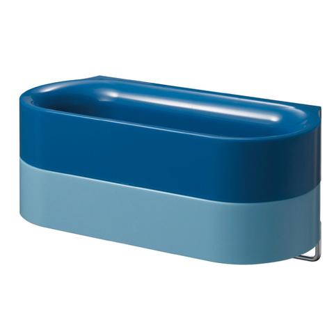 傘立て ホルダー マグネット ワイドタイプ ブルー