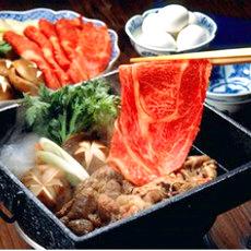 松阪牛 すき焼き用(もも・バラ) 400g 4等級