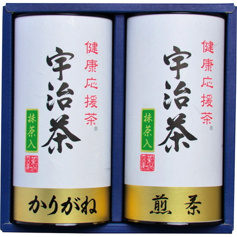 宇治茶詰合せ(健康応援茶)KOB-250