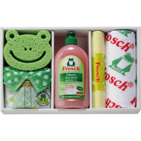 【Frosch/フロッシュ】キッチン洗剤ギフト ざくろ FRS-520PI