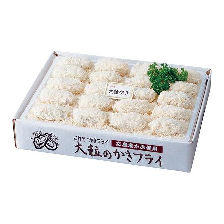 広島産大粒のかきフライ