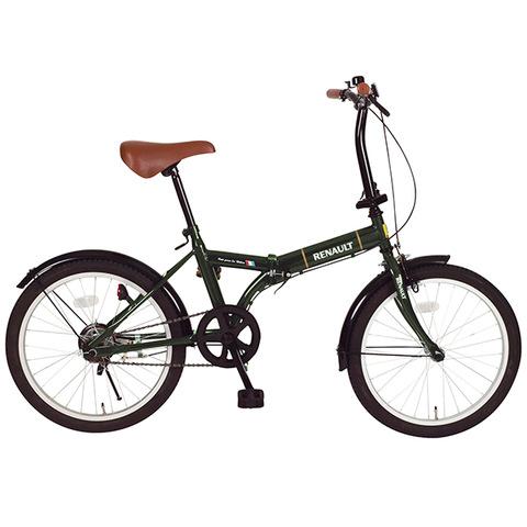 【ルノー】20型折りたたみ自転車 FDB20