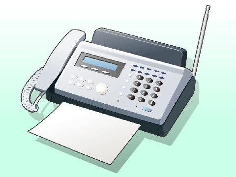 ファックス調査