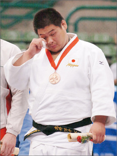 待受画面 2005年世界柔道選手権...