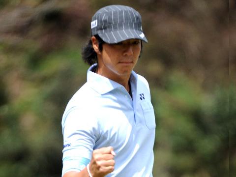 石川遼選手