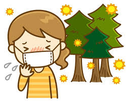 花粉の季節