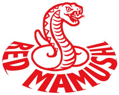 「RED MAMUSHI(レッドマムシ)」