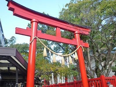 日本三大稲荷 『千代保稲荷神社』