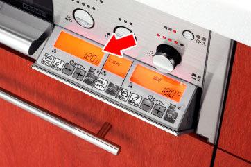 コンロ調理タイマー機能