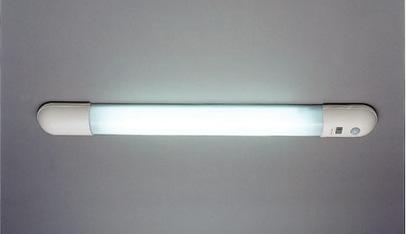 人感センサー式棚下照明