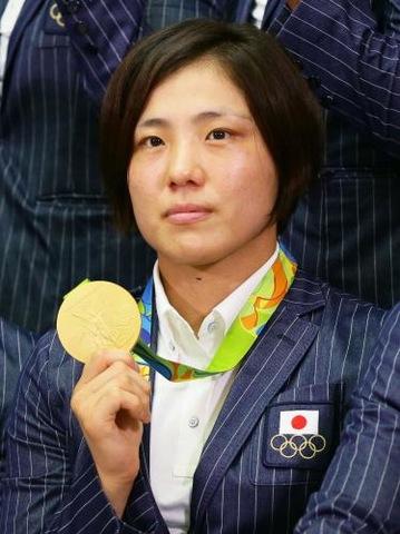 田知本遥(写真は2016年8月15日)