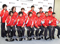 今回の日本代表選手について