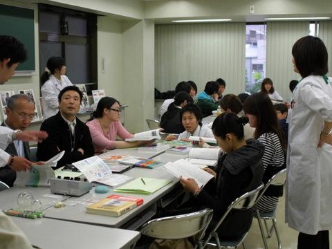 了徳寺学園医療専門学校:10月の学校説明会