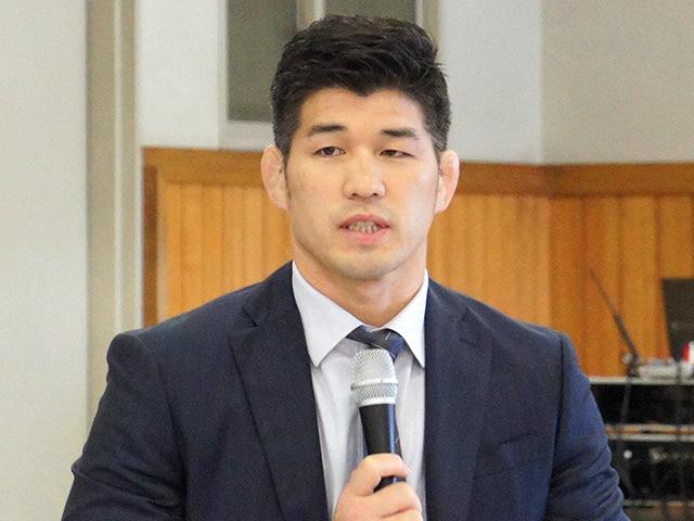 全日本男子 井上康生監督