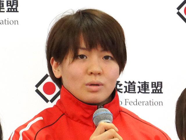 女子63kg級 田代未来(コマツ)