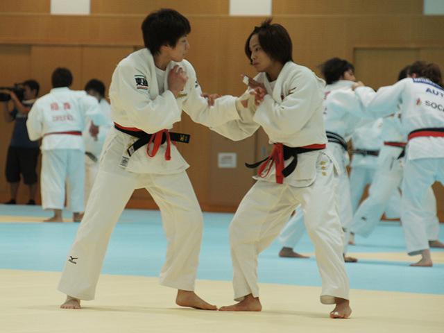 57kg級 松本薫と63kg級 田代未来