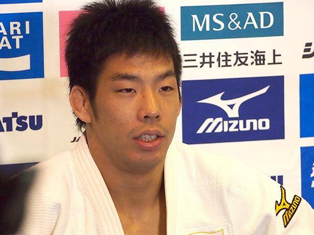 男子81kg級 永瀬貴規(旭化成)