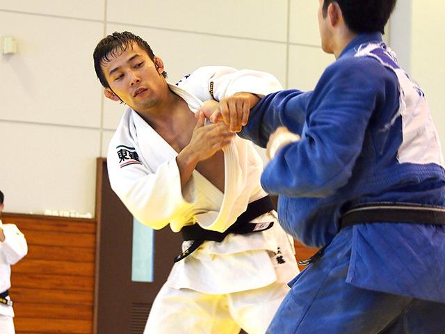 60kg級 高藤直寿�@
